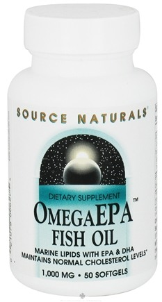 Zoom View - Omega EPA Fish Oil