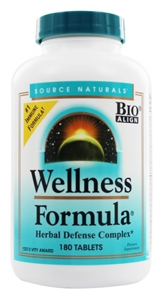 Zoom View - Wellness Formula