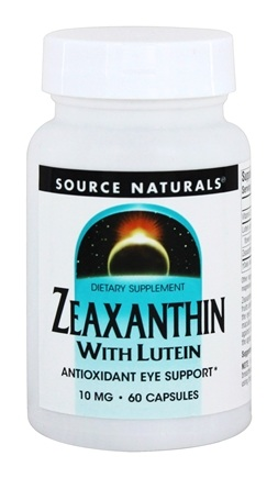 Zoom View - Zeaxanthin with Lutein
