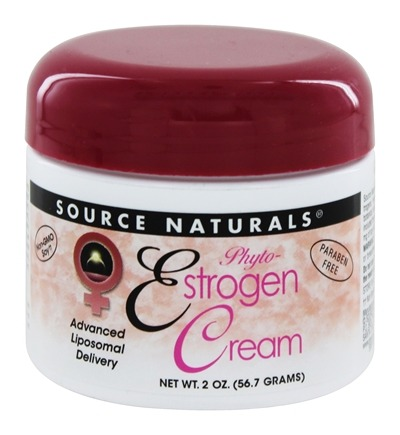 Zoom View - Phyto-Estrogen Cream