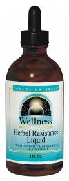 Zoom View - Wellness Herbal Resistance Liquid