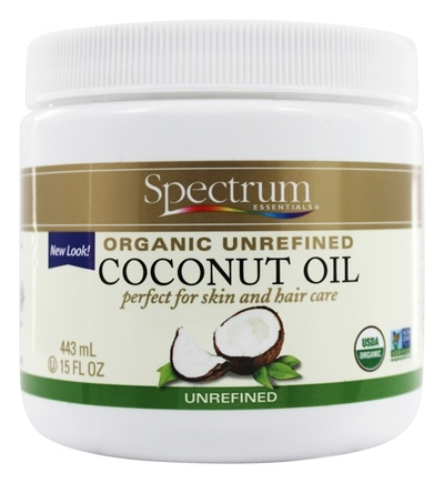 Zoom View - Organic Coconut Oil Unrefined