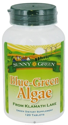 Zoom View - Blue-Green Algae