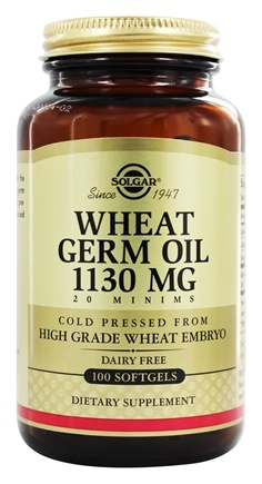 Zoom View - Wheat Germ Oil Cold Pressed