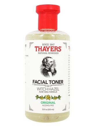 Zoom View - Witch Hazel Alcohol-Free Toner with Aloe Vera Formula