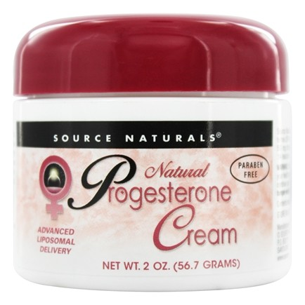Zoom View - Natural Progesterone Cream