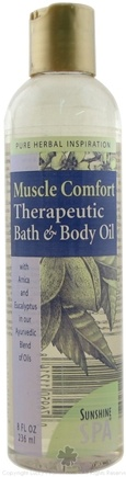 Zoom View - Body Oil Muscle Comfort