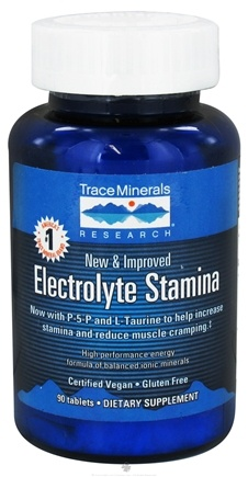 Zoom View - Electrolyte Stamina Tablets