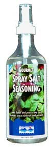 DROPPED: Trace Minerals Research - Gourmet Spray Salt Seasoning - 8 oz.