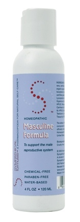 DROPPED: Sympathical Formulas - Masculine Formula Personal Lubricant - 4 oz.
