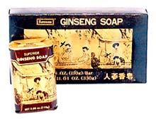 Zoom View - Ginseng Soap