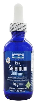 Trace Minerals Research - Liquid Ionic Selenium - 2 oz.