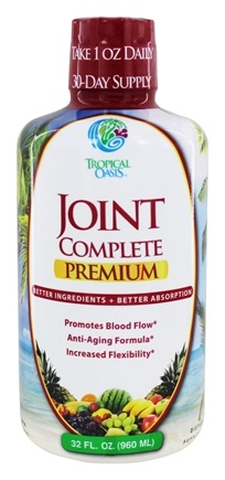 Tropical Oasis - Joint Complete Premium - 32 oz.
