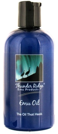 DROPPED: Thunder Ridge Emu Products - 100% EMU Oil - 8 oz.