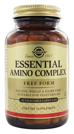 Zoom View - Essential Amino Acid Complex Free Form
