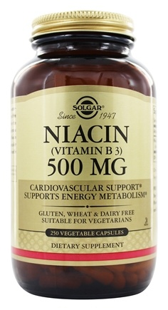 Zoom View - Niacin (Vitamin B3)