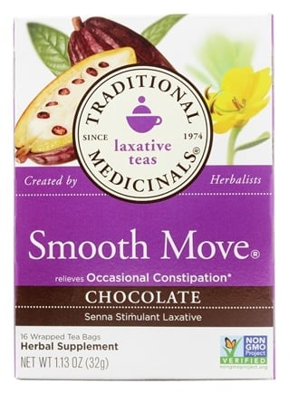 Zoom View - Chocolate Smooth Move Tea