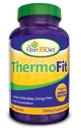 DROPPED: Fiber 35 Diet - ThermoFit - 60 Capsules