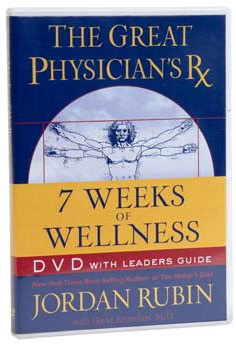 DROPPED: Great Physician's RX - 7 Weeks of Wellness DVD with Leader's Guide