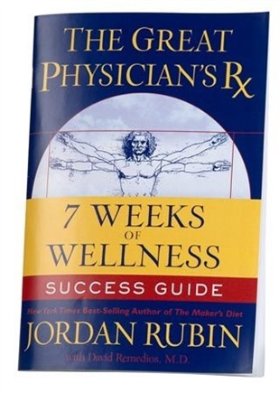 DROPPED: Great Physician's RX - 7 Weeks of Wellness Success Guide
