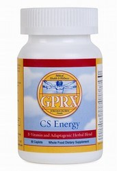 DROPPED: Great Physician's RX - CS Energy B-Vitamin & Adaptagenic Herbal Blend - 45 Capsules