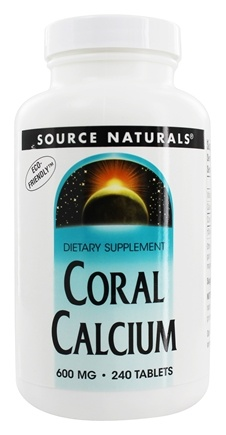Zoom View - Coral Calcium