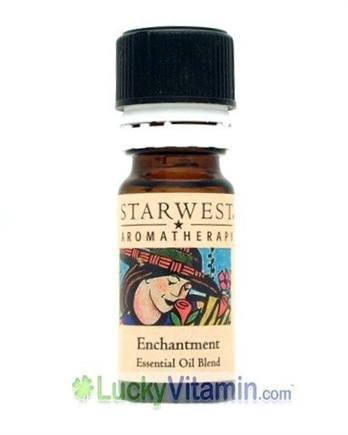 DROPPED: Starwest Botanicals - Enchantment Essential Oil (1/3 oz.) - 0.33 oz.