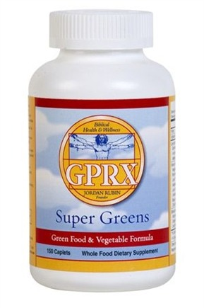 DROPPED: Great Physician's RX - GRPX Super Greens - 150 Capsules