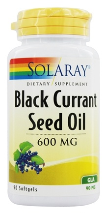 Zoom View - Black Currant Seed Oil