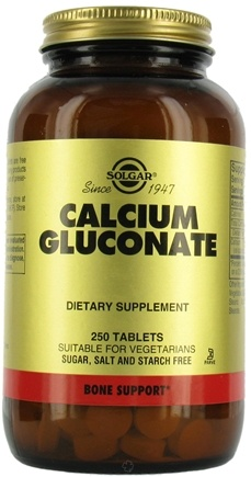 Zoom View - Calcium Gluconate