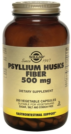 Zoom View - Psyllium Husks Fiber