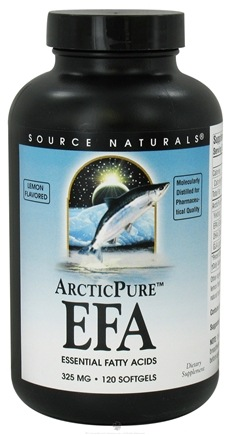 Zoom View - Arctic Pure EFA Essential Fatty Acids