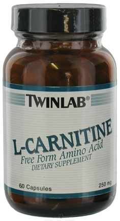 Zoom View - L-Carnitine Free Form Amino Acid
