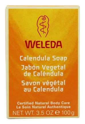 Zoom View - Baby Calendula Soap
