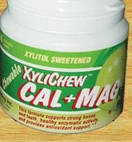 DROPPED: XyliChew - Calcium + Magnesium Chewable Tablet Apple - 60 Piece(s)
