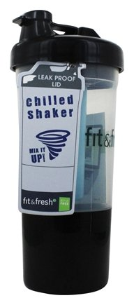 DROPPED: Fit & Fresh - Chilled Shaker with Removable Ice Wand