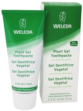 Zoom View - Plant Gel Toothpaste