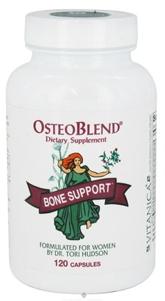 DROPPED: Vitanica - Osteoblend Bone Support - 120 Capsules CLEARANCE PRICED