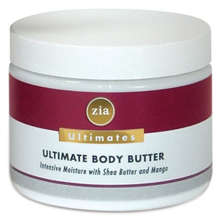 DROPPED: Zia - Ultimate Body Butter - 6 oz.