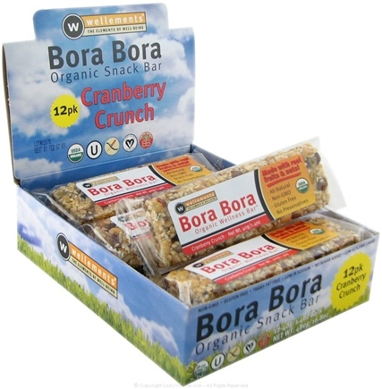 Zoom View - Bora Bora Organic Snack Bar