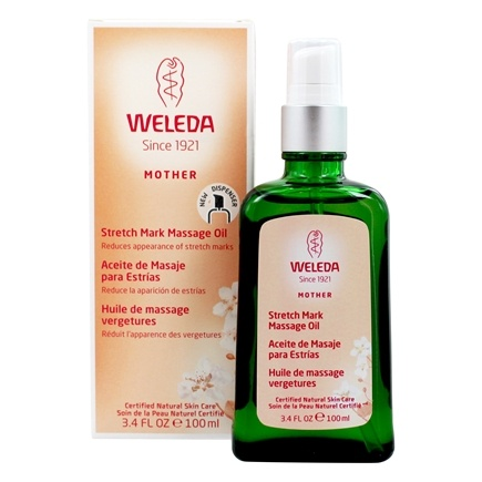 Weleda - Pregnancy Body Oil - 3.4 oz.