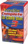 DROPPED: VeroMax International - Low Carb Diet Formula - 60 Tablets