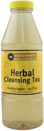 Zoom View - Liquid Herbal Cleansing Tea