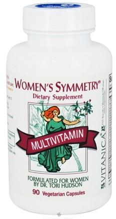 DROPPED: Vitanica - Women's Symmetry - 90 Capsules CLEARANCE PRICED