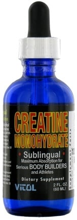 Zoom View - Creatine Monohydrate