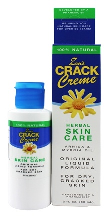 Zoom View - Crack Creme Original Herbal Liquid Formula