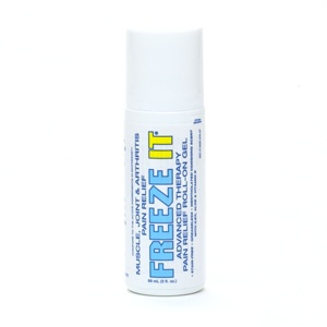 DROPPED: Zim's - Freeze It Roll-On Advanced Therapy Pain Relief - 3 oz.