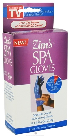 Zoom View - Spa Gloves 3 Pairs
