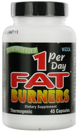 DROPPED: Vitol - One Per Day Fat Burner - 45 Capsules