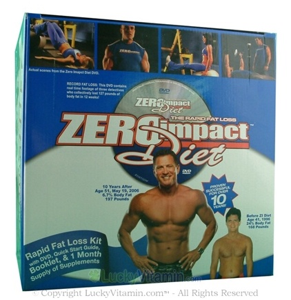 DROPPED: VPX - Zero Impact Diet Kit - 9.2 lbs.
